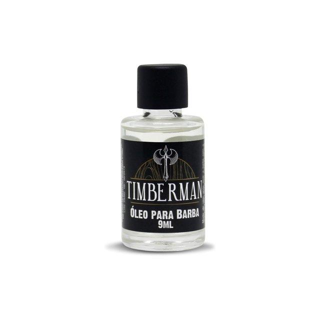 Oleo para barba Timberman 9ml