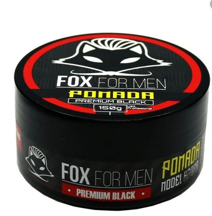 Pomada para Cabelo Black 150g -  Fox For Men