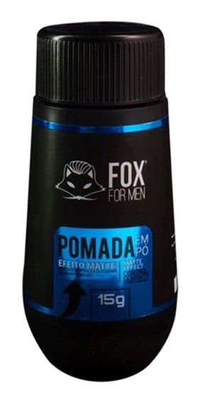 Pomada em Pó - Fox For Men