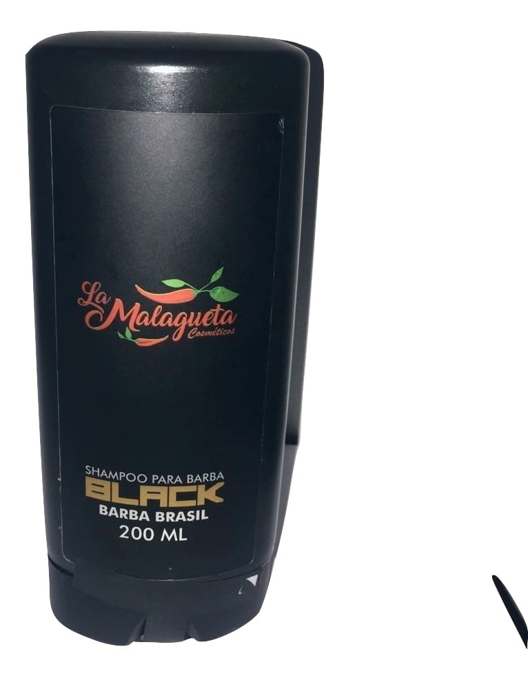 Shampoo para Barba Black 200ML