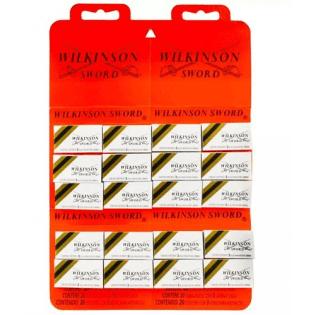 Lâmina Wilkinson - Caixa 24 unidades