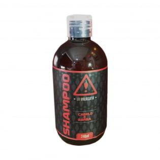Shampoo para barba e cabelo 200ml - Cópia (1)