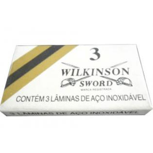 Kit Lâminas De Barbear Wilkinson - 3 cartelas