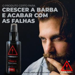 Tônico Capilar para Crescimento Cabelo e Barba