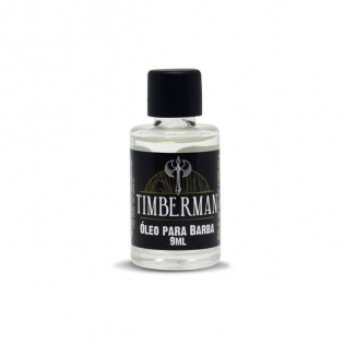 Oleo para barba Timberman 9ml