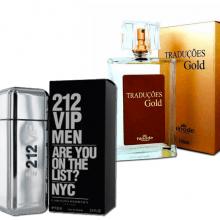Perfume Latitude Origini - 212 Vip - 100 ml