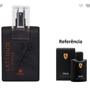 Perfume Latitude - Ferrari 100 ml