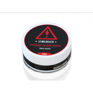 Pomada para cabelo 120g - Brilho