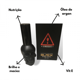 SUPER ÓLEO 30ML - BLACK