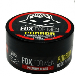 Pomada Modeladora Black -  Fox For Men